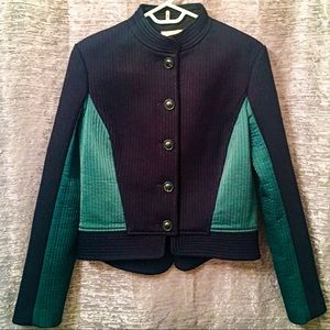 NWT Tory Burch Canter Riding jacket size 6